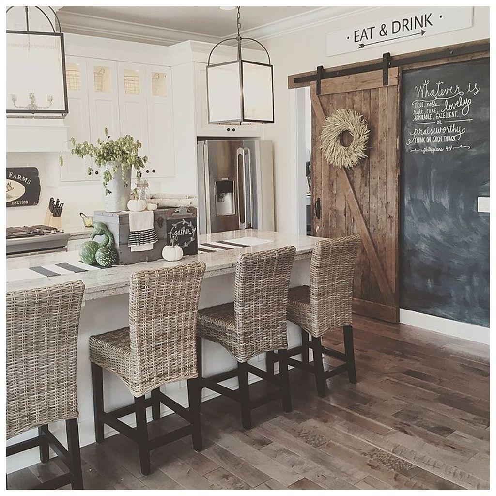 Magnificient Farmhouse Kitchen Design Ideas05
