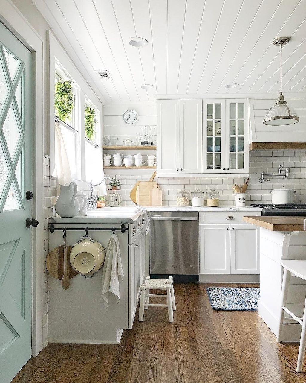 Magnificient Farmhouse Kitchen Design Ideas06