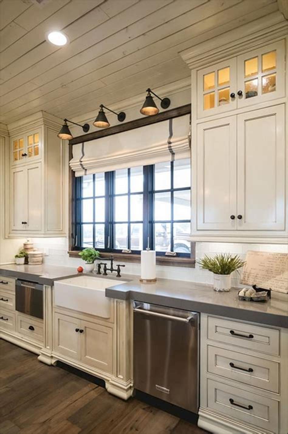 Magnificient Farmhouse Kitchen Design Ideas11
