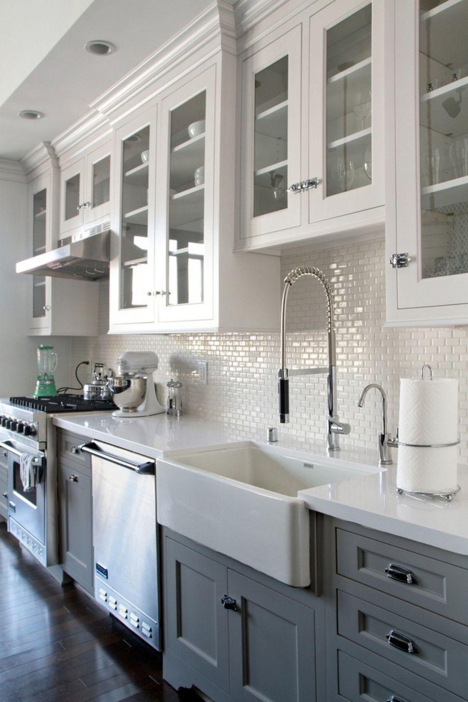 Magnificient Farmhouse Kitchen Design Ideas15