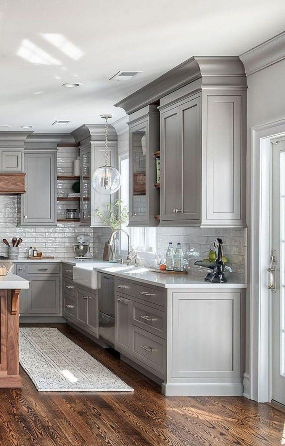 Magnificient Farmhouse Kitchen Design Ideas17