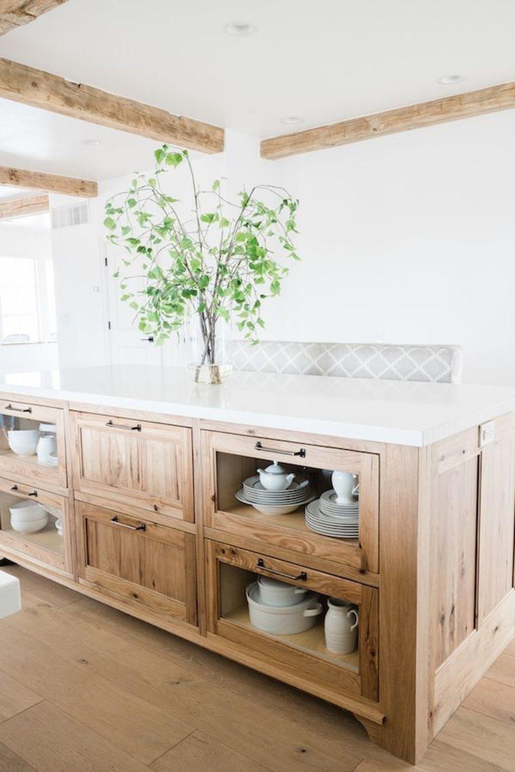 Magnificient Farmhouse Kitchen Design Ideas18
