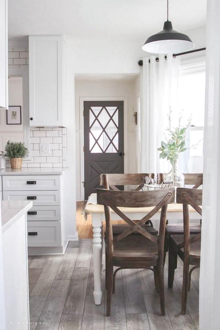 Magnificient Farmhouse Kitchen Design Ideas19