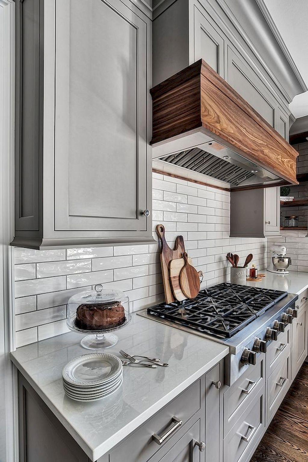 Magnificient Farmhouse Kitchen Design Ideas24