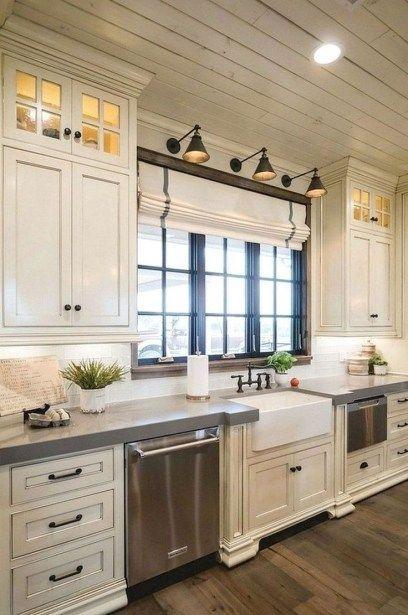 Magnificient Farmhouse Kitchen Design Ideas25