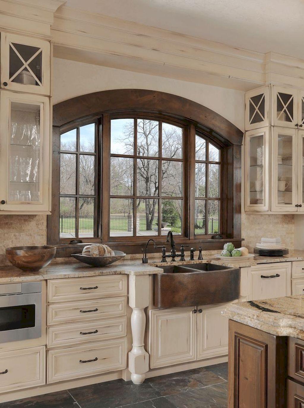 Magnificient Farmhouse Kitchen Design Ideas26