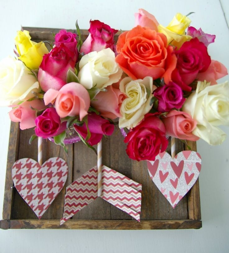 Magnificient Valentines Day Table Decorating Ideas13