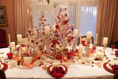 Magnificient Valentines Day Table Decorating Ideas32