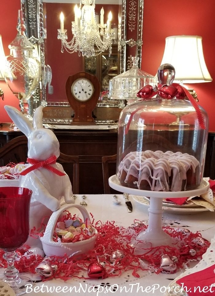 Magnificient Valentines Day Table Decorating Ideas39