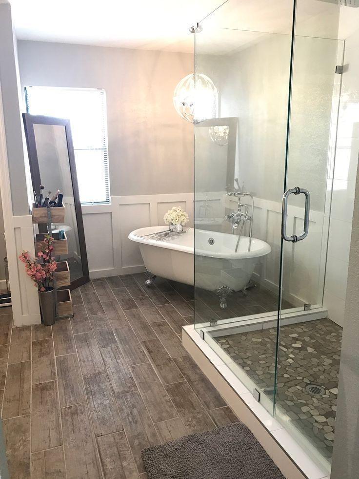 Minimalist Master Bathroom Remodel Ideas12