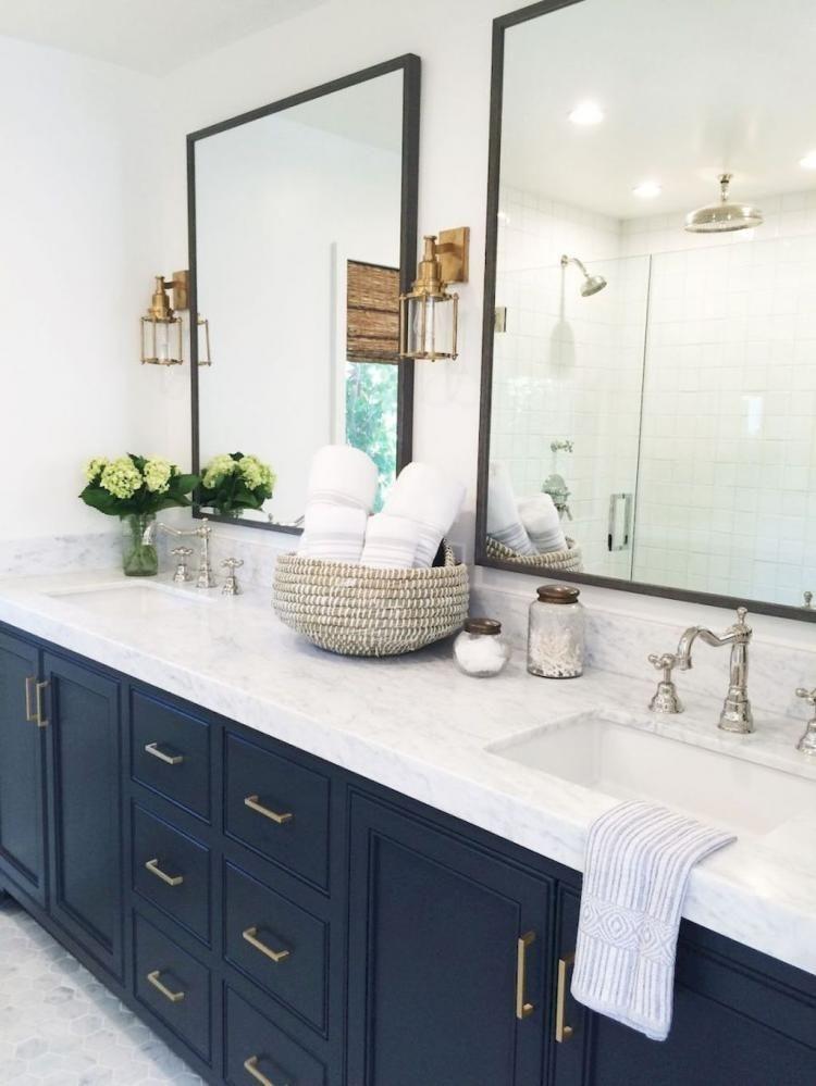 Minimalist Master Bathroom Remodel Ideas15