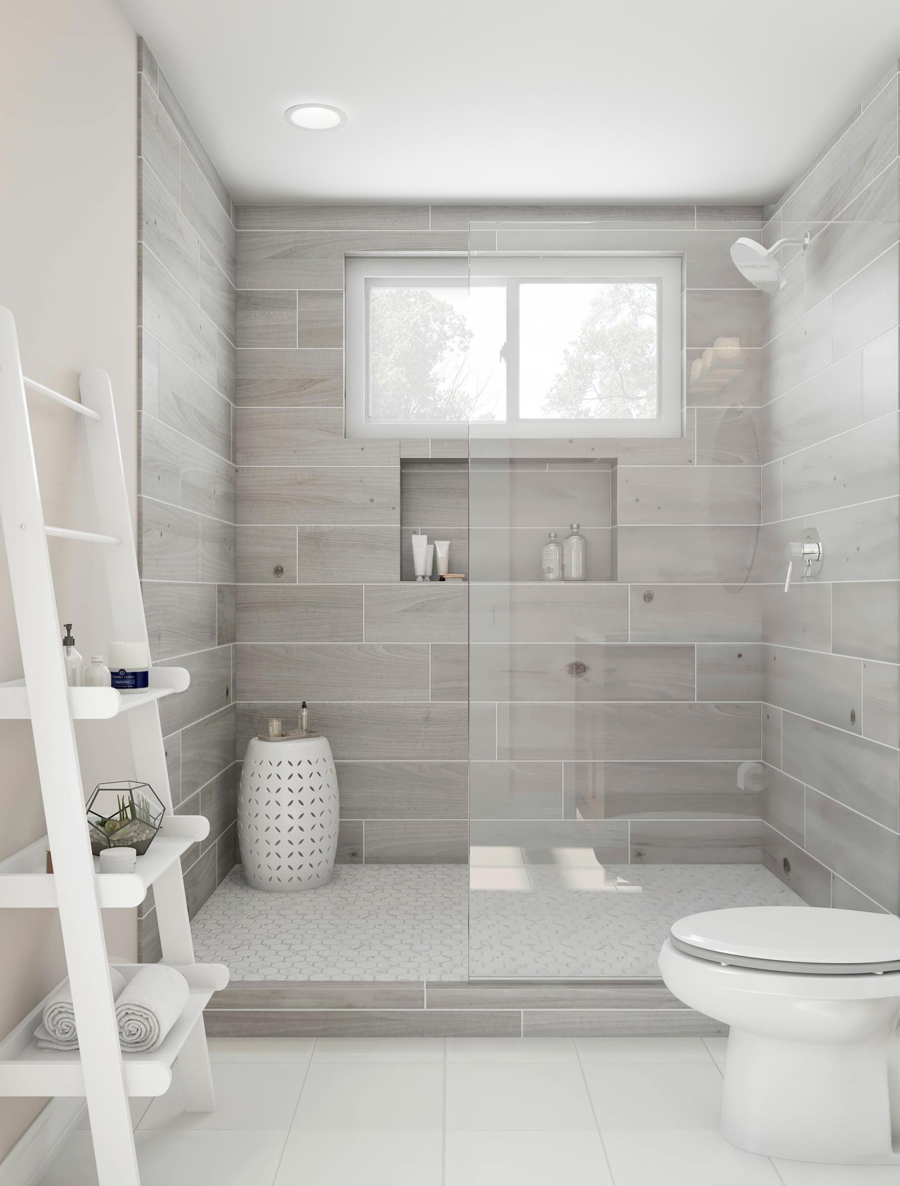 Minimalist Master Bathroom Remodel Ideas22