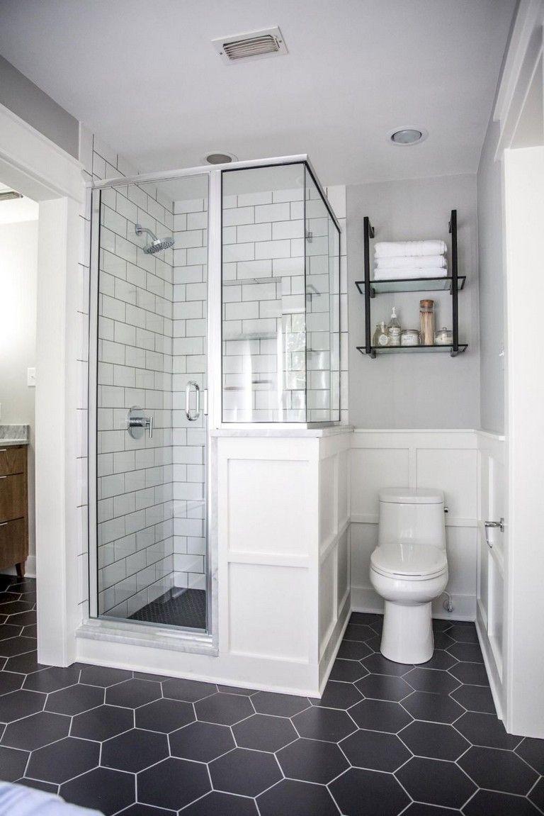 Minimalist Master Bathroom Remodel Ideas23