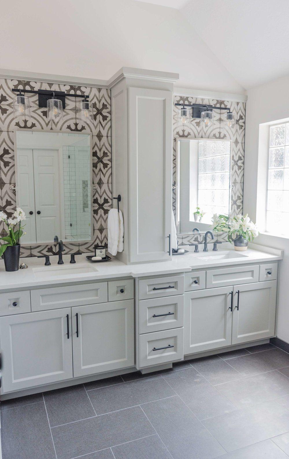 Minimalist Master Bathroom Remodel Ideas26