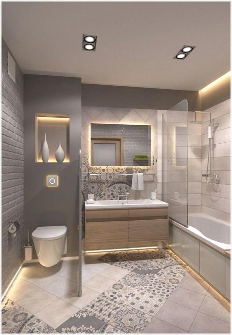 Minimalist Master Bathroom Remodel Ideas30