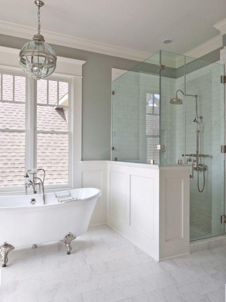 Minimalist Master Bathroom Remodel Ideas41
