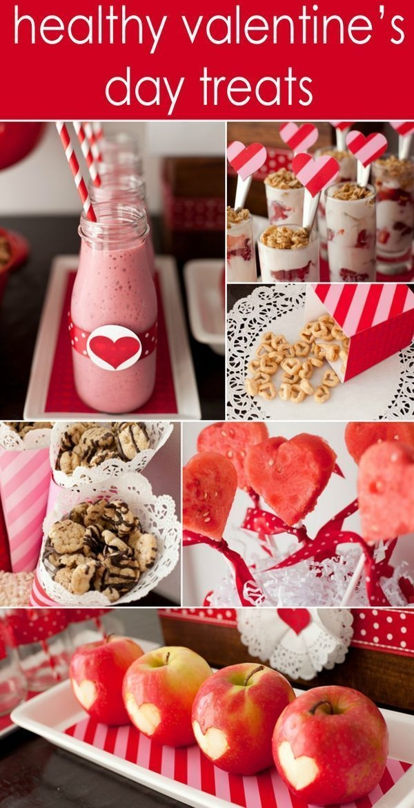 Popular Fruit Decoration Ideas For Valentines Day 17