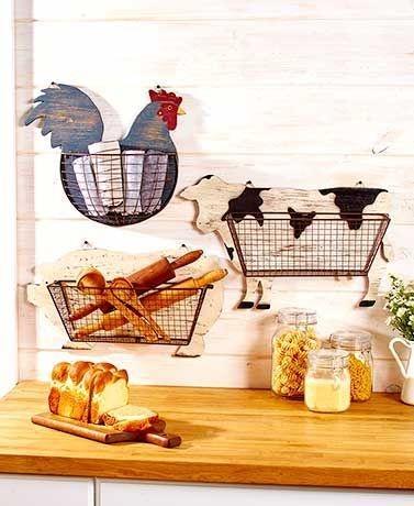 Pretty Farmhouse Kitchen Decoration Ideas13