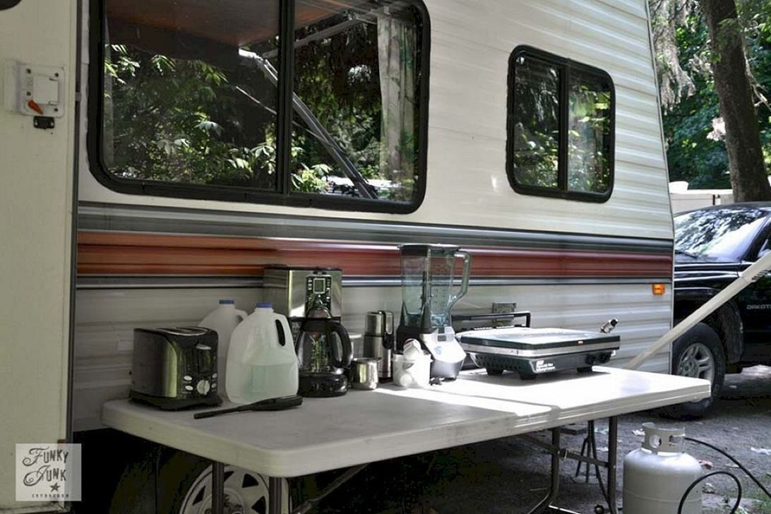 Smart Rv Hacks Table Remodel Ideas On A Budget20