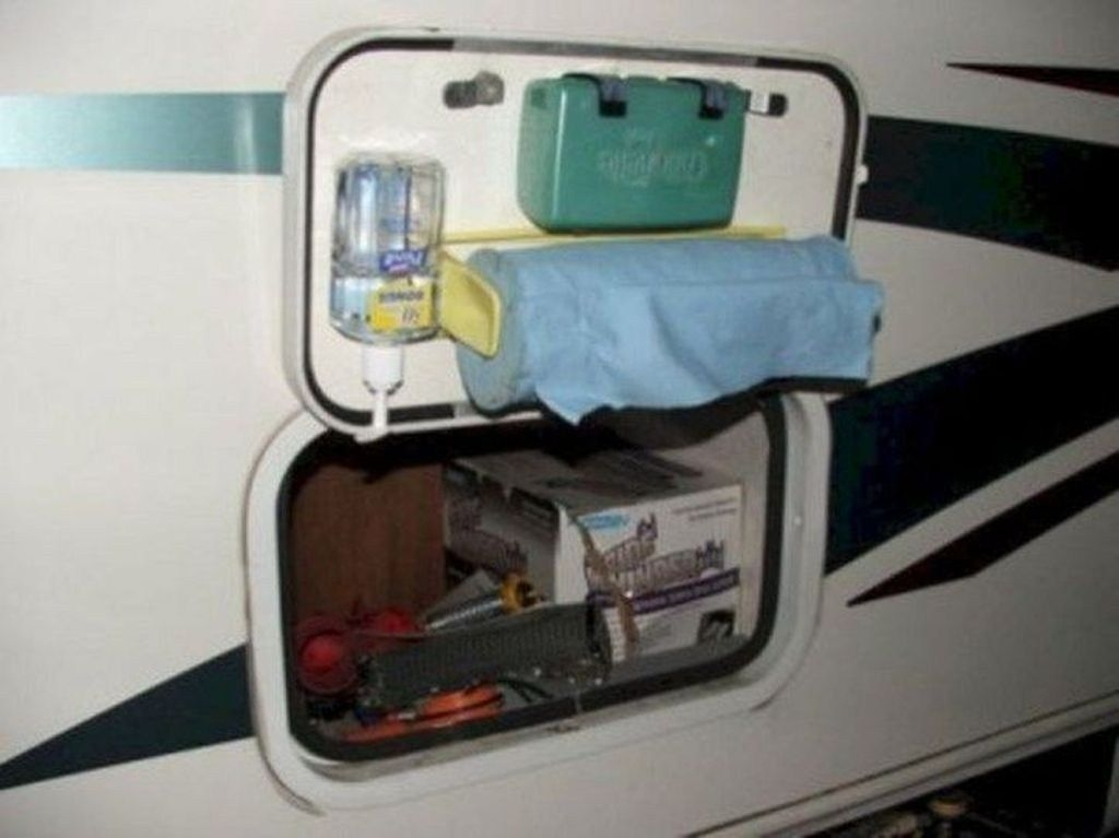 Smart Rv Hacks Table Remodel Ideas On A Budget24