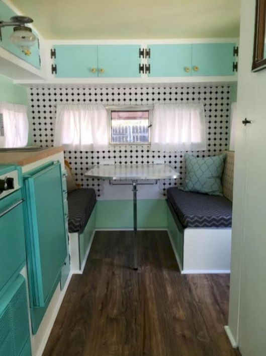 Smart Rv Hacks Table Remodel Ideas On A Budget26