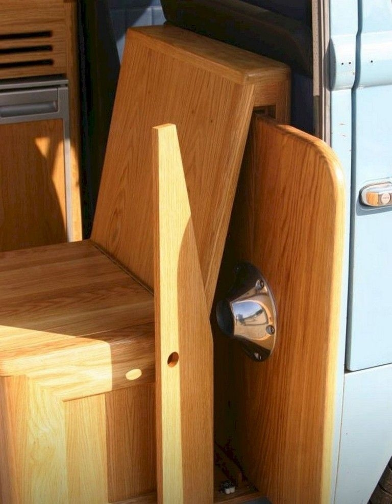 Smart Rv Hacks Table Remodel Ideas On A Budget33