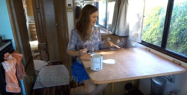 Smart Rv Hacks Table Remodel Ideas On A Budget40