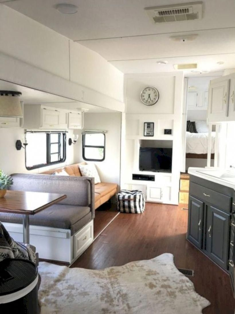 Smart Rv Hacks Table Remodel Ideas On A Budget41