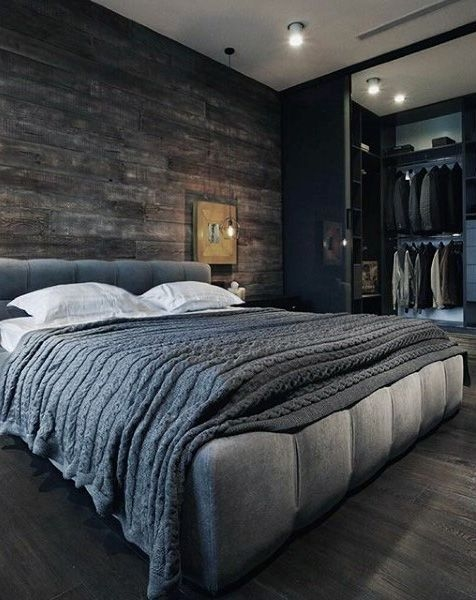Unique Wood Walls Design Ideas For Your Home18