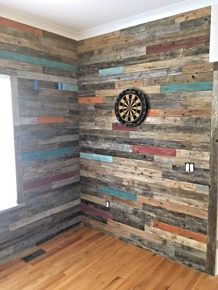 Unique Wood Walls Design Ideas For Your Home28