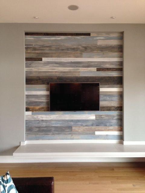 Unique Wood Walls Design Ideas For Your Home41