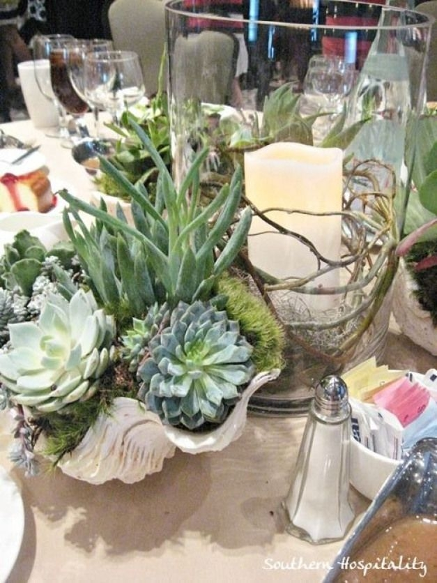 Wonderful Cactus Centerpieces Ideas17