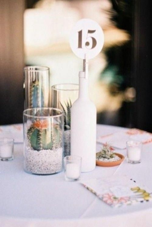 Wonderful Cactus Centerpieces Ideas24