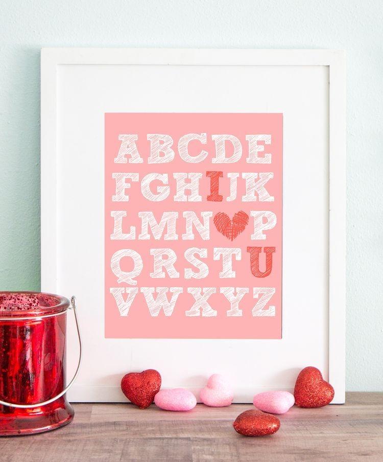 Wonderful Diy Valentines Decoration Ideas07