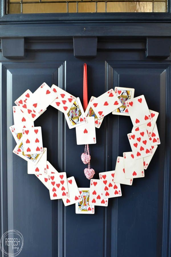 Wonderful Diy Valentines Decoration Ideas35
