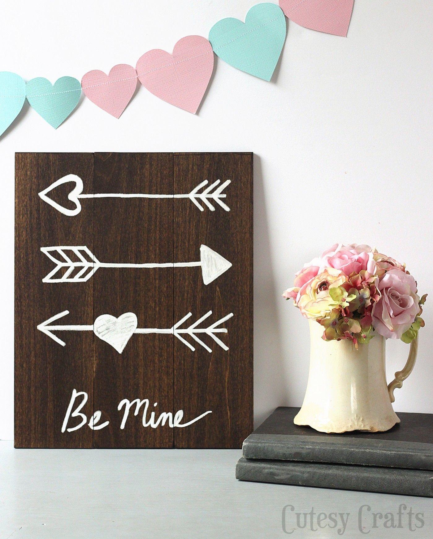 Wonderful Diy Valentines Decoration Ideas36