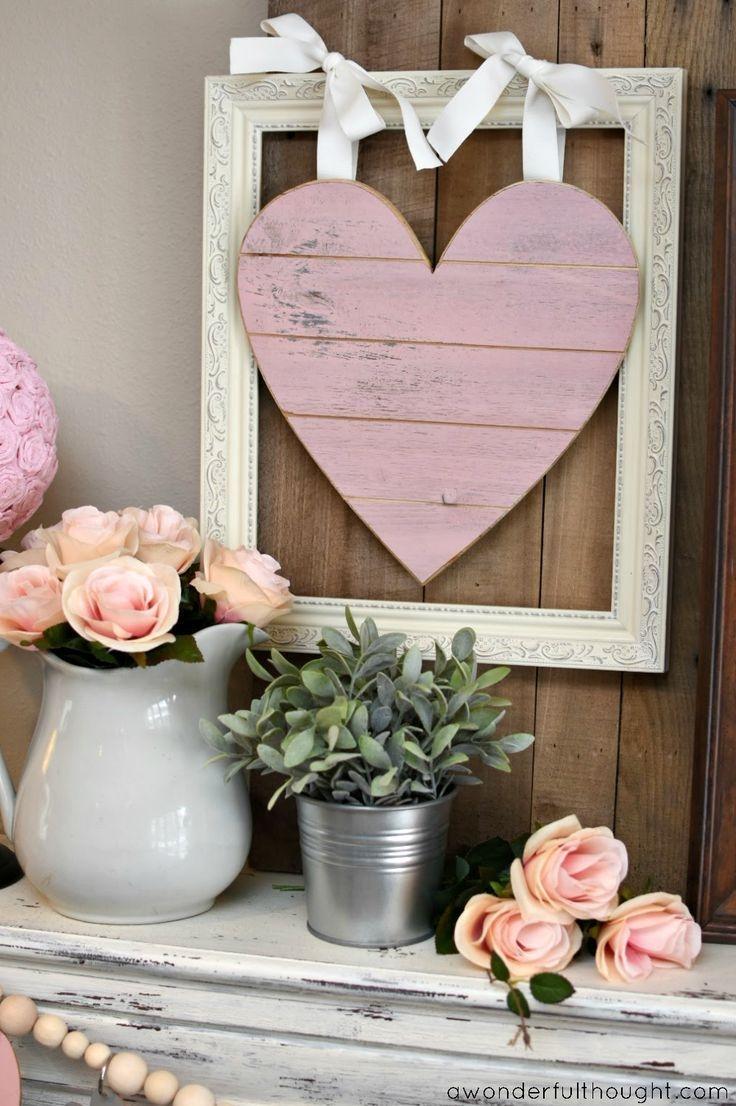 Wonderful Diy Valentines Decoration Ideas38