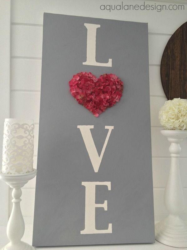 Wonderful Diy Valentines Decoration Ideas44