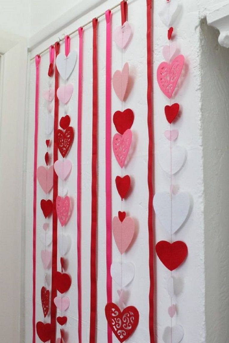 Wonderful Diy Valentines Decoration Ideas47