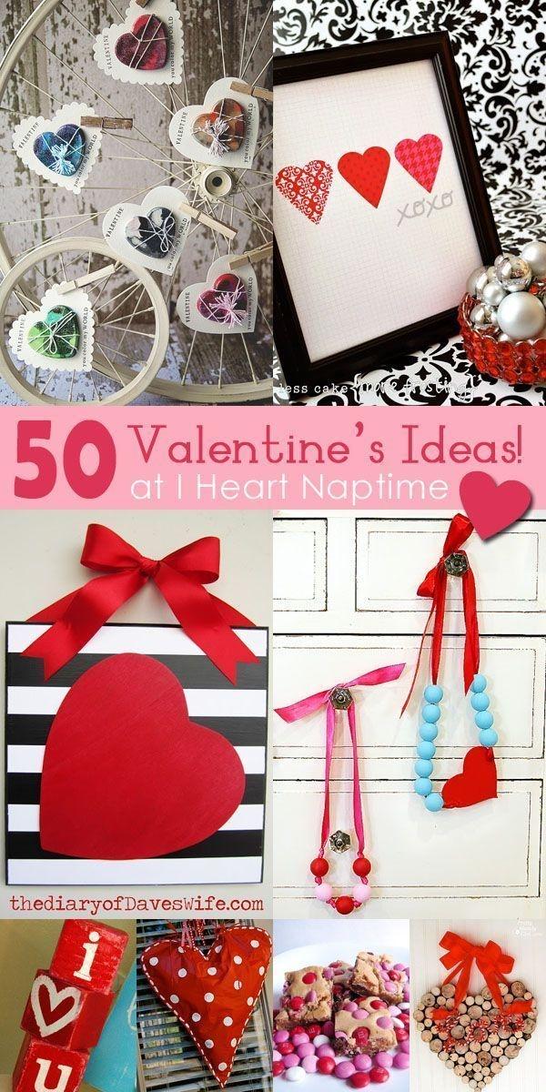 Wonderful Handmade Decorations Ideas For Valentines Day 03