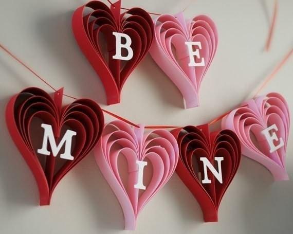 Wonderful Handmade Decorations Ideas For Valentines Day 06