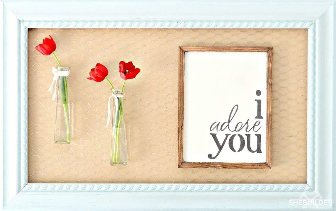 Wonderful Handmade Decorations Ideas For Valentines Day 14