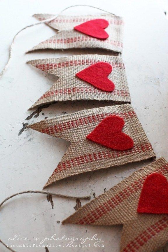 Wonderful Handmade Decorations Ideas For Valentines Day 16