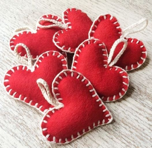 Wonderful Handmade Decorations Ideas For Valentines Day 23