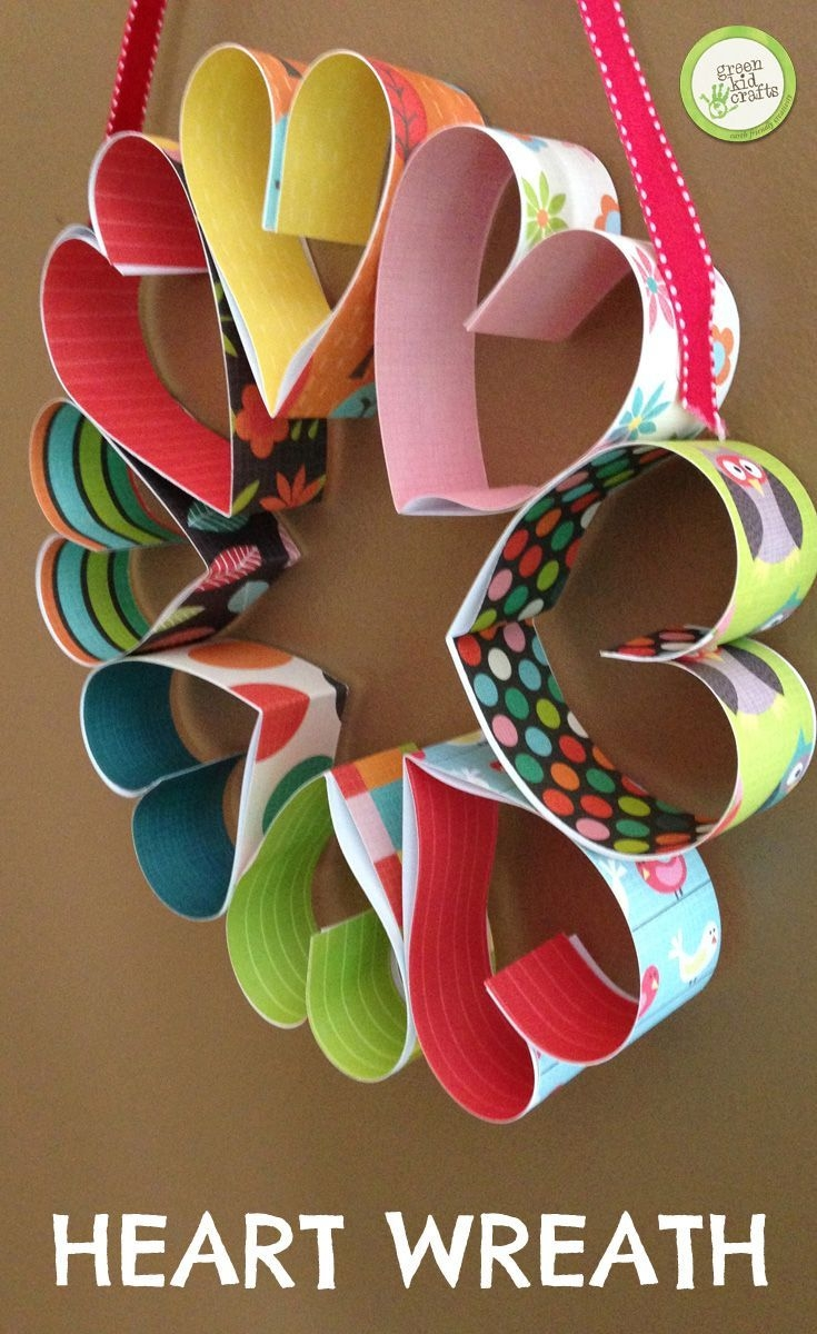 Wonderful Handmade Decorations Ideas For Valentines Day 35