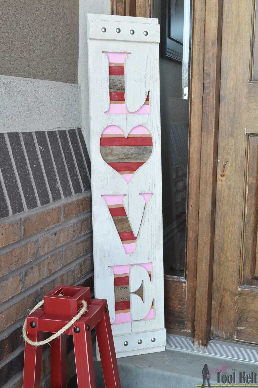 Wonderful Handmade Decorations Ideas For Valentines Day 36