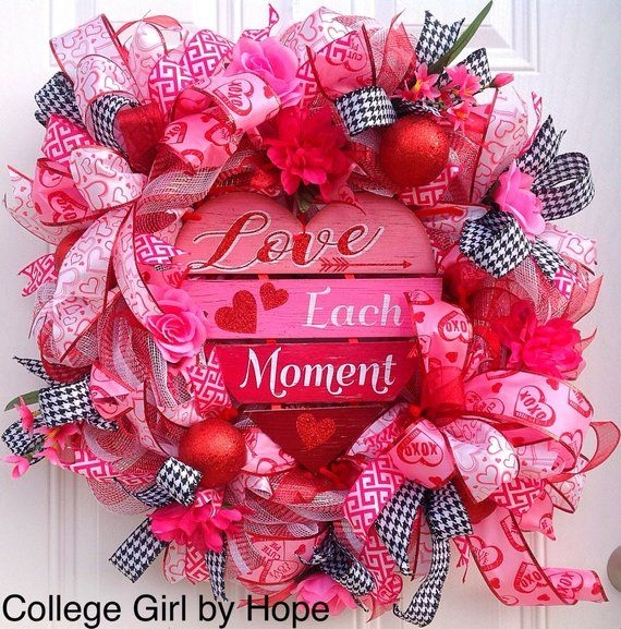Wonderful Handmade Decorations Ideas For Valentines Day 37