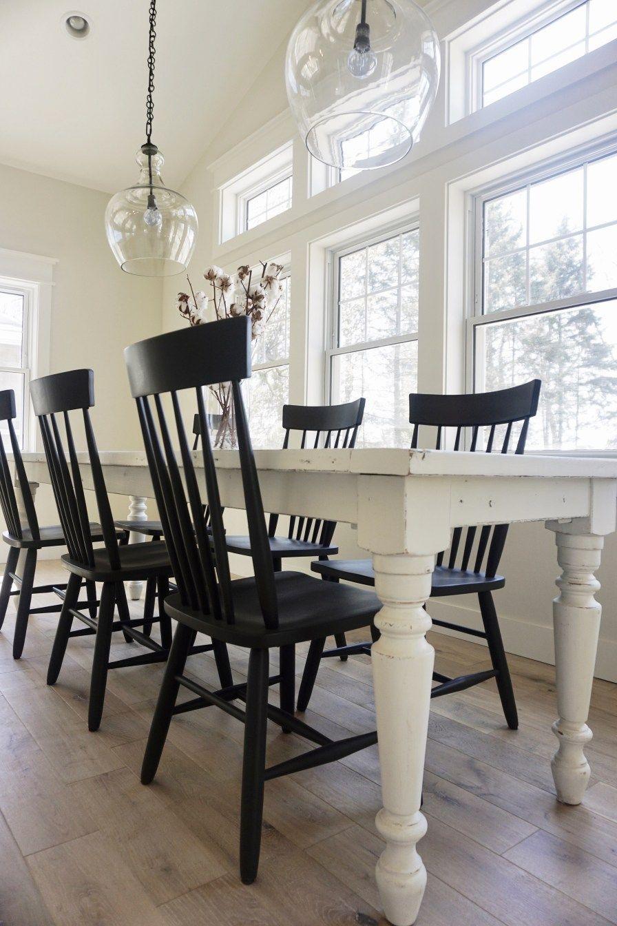 Adorable Farmhouse Dining Room Design Ideas01