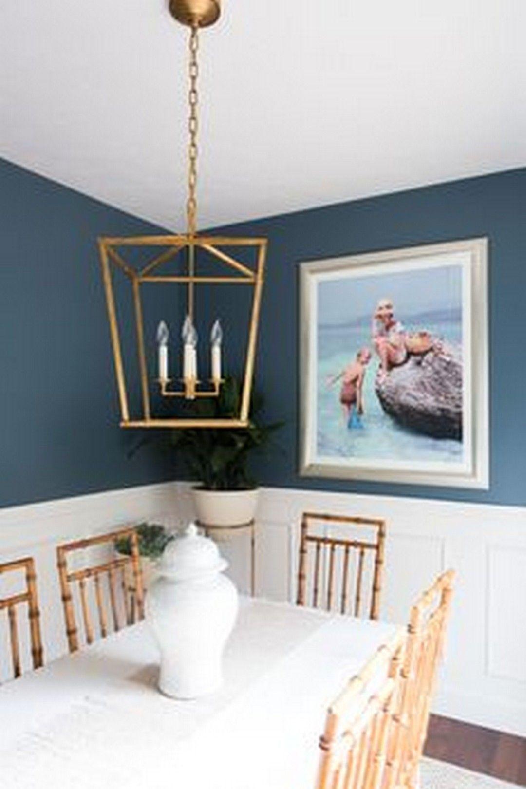 Adorable Farmhouse Dining Room Design Ideas30
