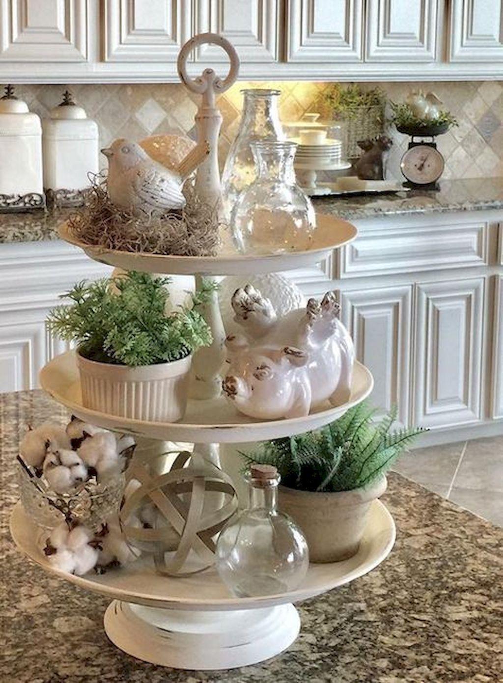 Adorable Farmhouse Dining Room Design Ideas36